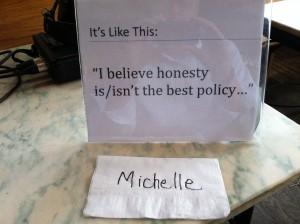 Honesty Michelle